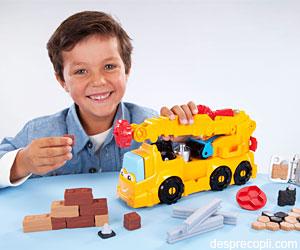 Lumea copiilor prinde forma cu Play-Doh