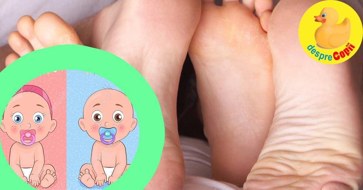 E fetita sau baietel? Pozitia in care ai conceput bebelusului ar putea oferi un indiciu