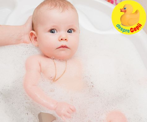Baita, o cascada de experiente senzoriale pentru bebelus