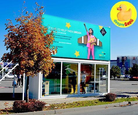 Baneasa Shopping City lanseaza proiectul de combatere a abandonului scolar