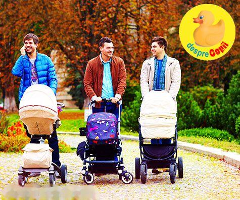 De ce barbatii suedezi isi iau concediu parental