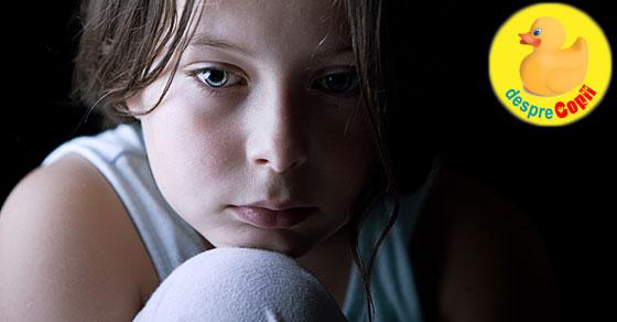 Bataia e rupta din iad si produce traume emotionale copilului