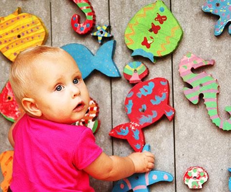 Activitati de joaca pentru bebelusii de 10 luni