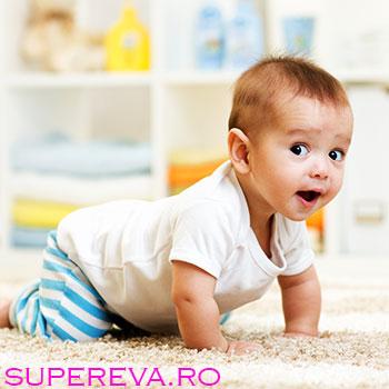 Dezvoltarea bebelusului in primele 12 luni: ghid pe luni!