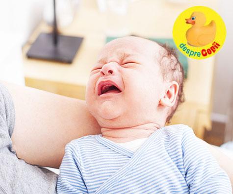 De ce sunt bebelusii mai agitati seara?