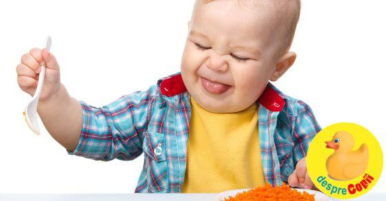 Suplimentul de fier pentru bebelusi: cand e necesar si ce trebuie sa stii