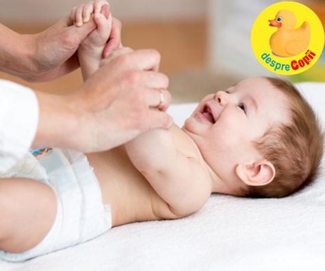 Hipotonia musculara la bebelusi - cauze si tratamente plus experienta unei mamici cu bebelus hipoton