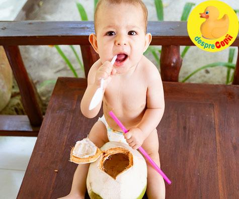 Laptele vegetal cu toate variantele sale, nu contine suficienti nutrienti pentru cresterea sanatoasa a copilului