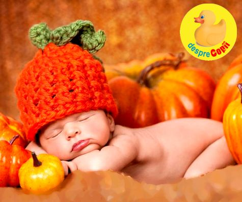 6 lucruri interesante despre bebelusii nascuti in noiembrie