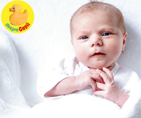 Bebelusul tip PRUDENTILA