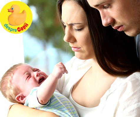 Cand bebelusul refuza laptele...