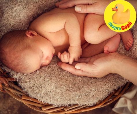 Bebelusul slab: ce trebuie sa stim