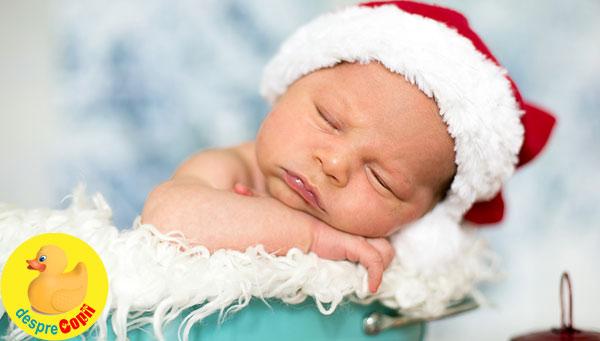 6 motive pentru care bebelusii de decembrie sunt speciali