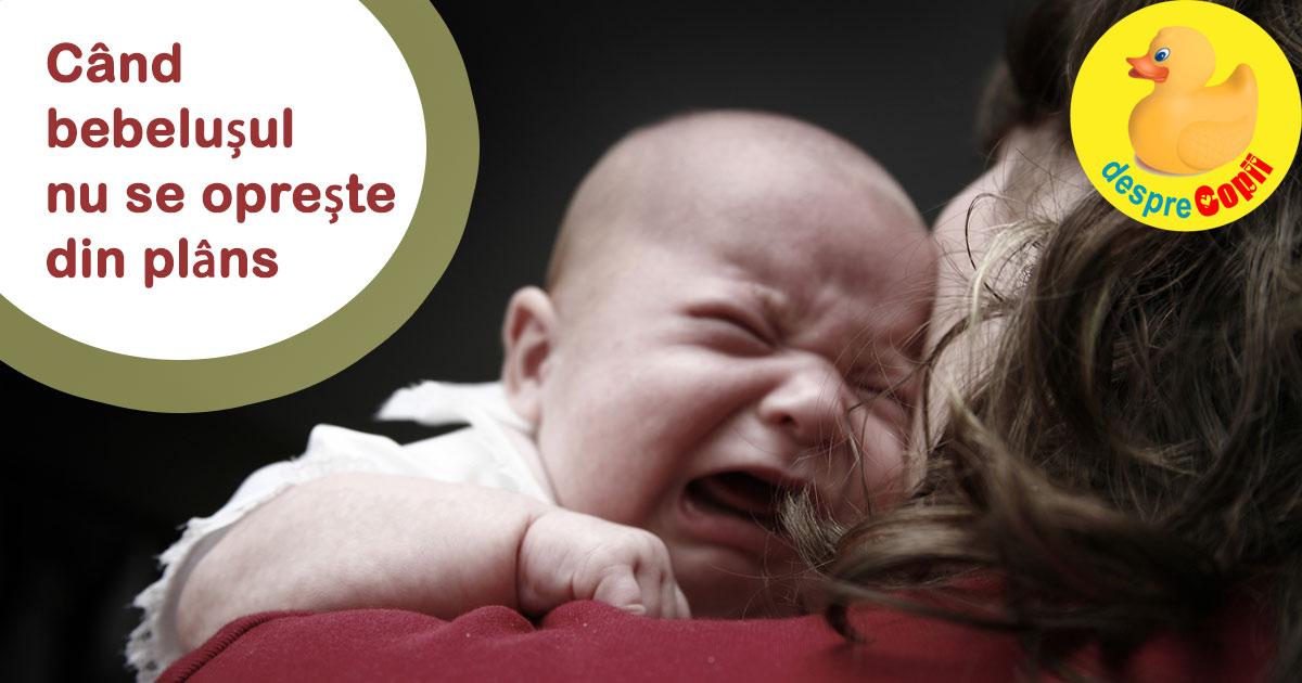 Cand bebelusul nu se opreste din plans: cele 5 sfaturi ale pediatrului celebru Harvey Karp