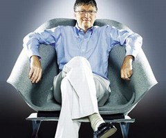 Taticul cu numele de Bill Gates