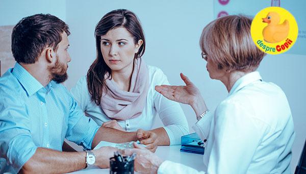 Umbra infertilitatii: nu lasa timpul sa treaca fara sa iti indeplinesti visul