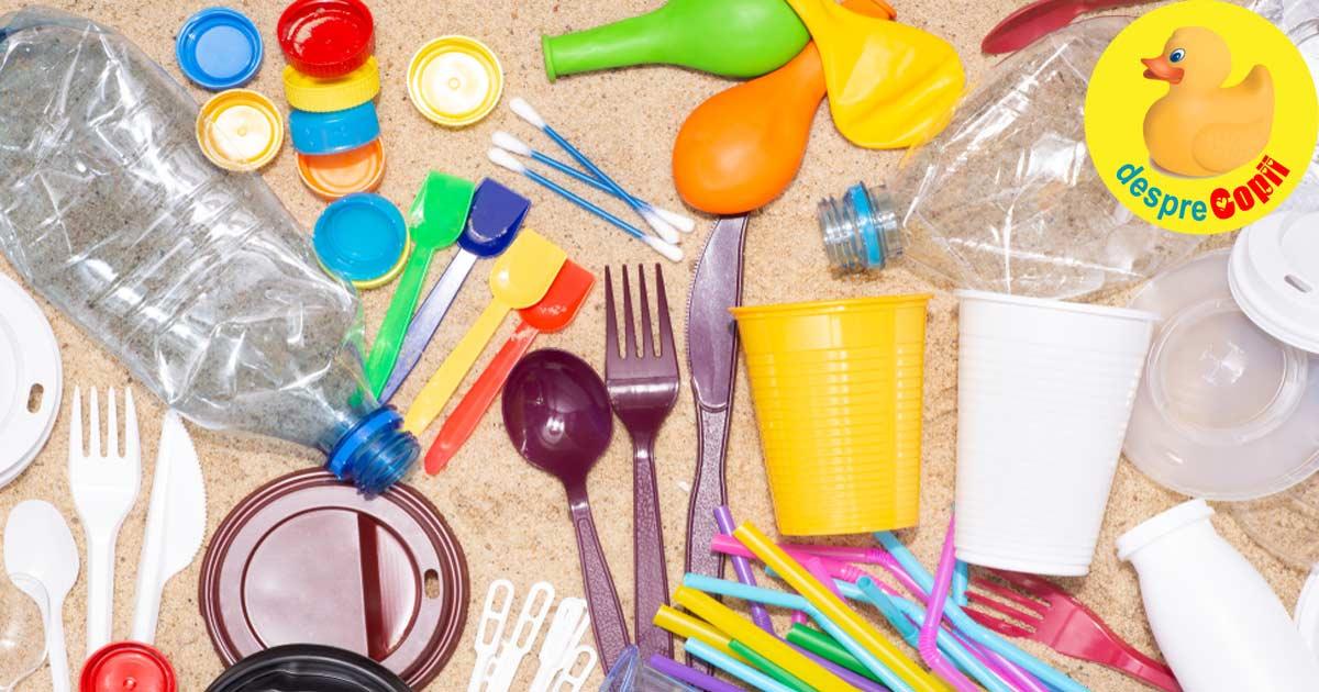 Ambalajele de plastic cresc riscul pierderii sarcinii si a Sindromului Down