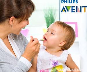 Aparatul de gatit cu aburi si blender Philips Avent - ajutorul ideal al mamicilor