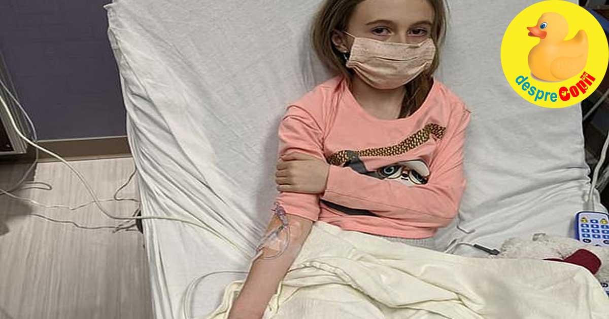 Sindromul inflamator pediatric multi-sistem - posibil legat de COVID-19 - o alerta pentru parinti