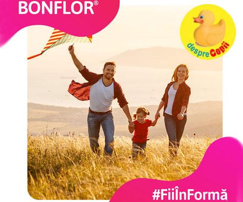 Bonflor - un prieten de nadejde pentru toata familia in vacanta mare