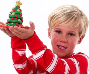 Imaginatia copiilor si super-plastilina Play-Doh iti aduc un Craciun fantastic!