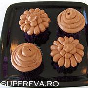 Cupcakes Mexicane de ciocolata