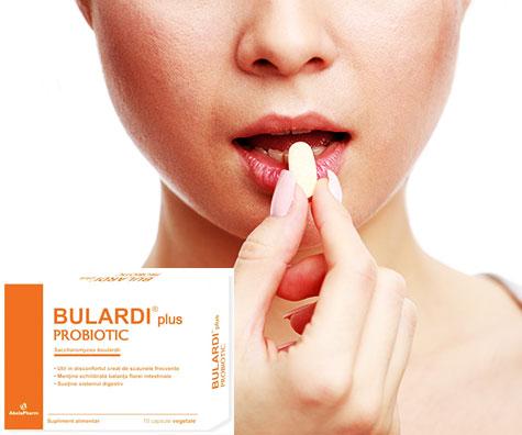 Intre atatea probiotice, doar unul este Bulardi!