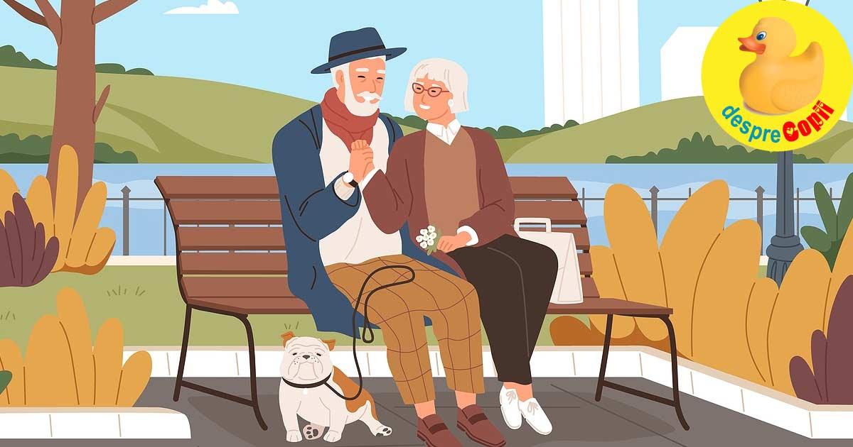 26 de intrebari pentru bunicii tai - iar raspunsurile au importanta pentru destinul familiei tale