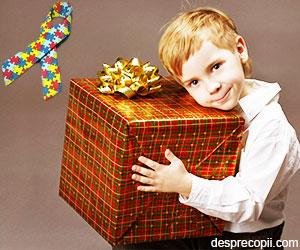 Cadouri potrivite pentru un copil cu autism