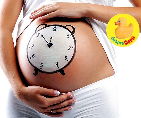 Calculator de Sarcina: calculeaza data nasterii bebelusului