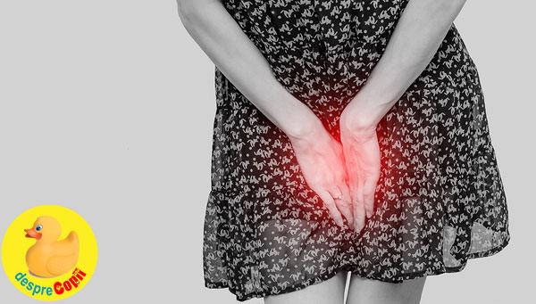 Candidoza vaginala: simptome, cauze, tratament si alimentatie specifica
