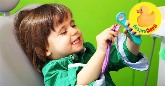 Caria dentara la copii: cum o recunoastem, cum o tratam, dar mai ales cum o prevenim?