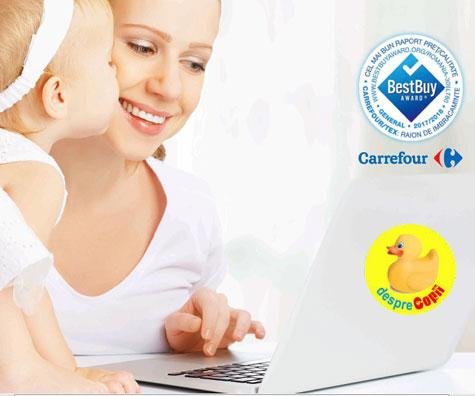 Cumparaturile online va pot economisi timp si bani!