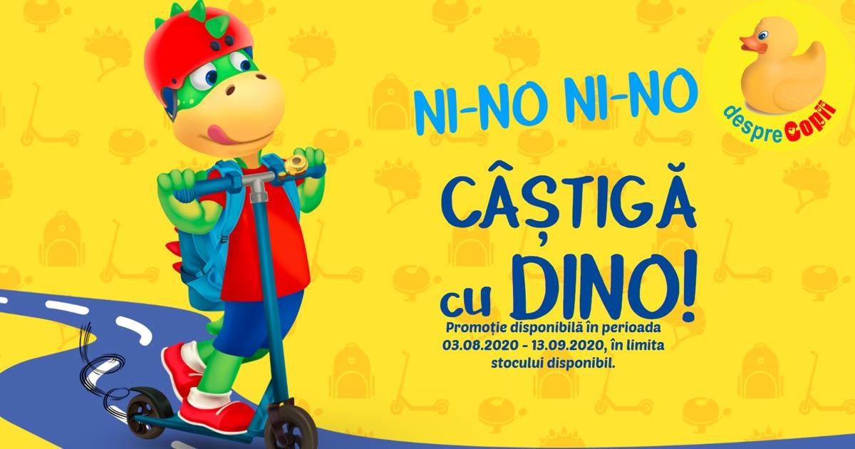 NI-NO NI-NO Castiga cu Dino!