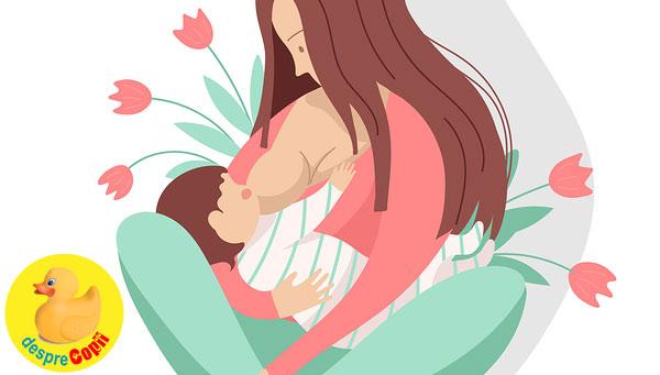 Cat timp trebuie sa alaptam bebelusul? 8 mamici ne impartasesc experienta