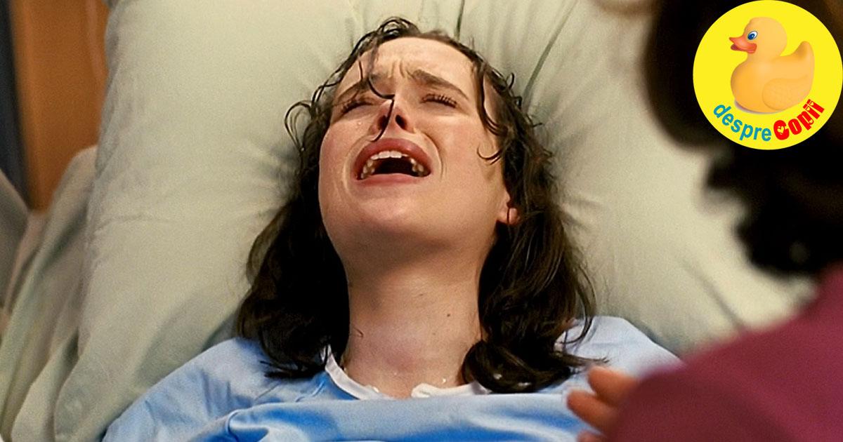 Cat de dureroasa e nasterea? Si este cea mai mare durere care exista?