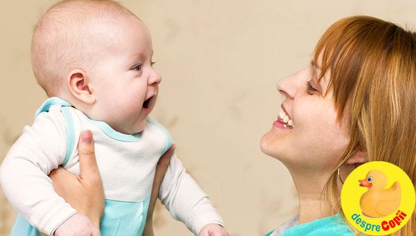 Cat mananca bebelusul de 3 luni?