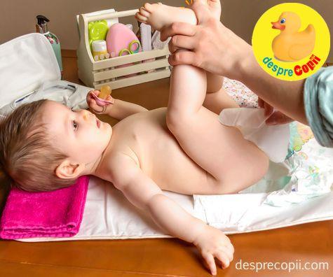 Cate scaune pe zi ar trebui sa aiba un nou-nascut?