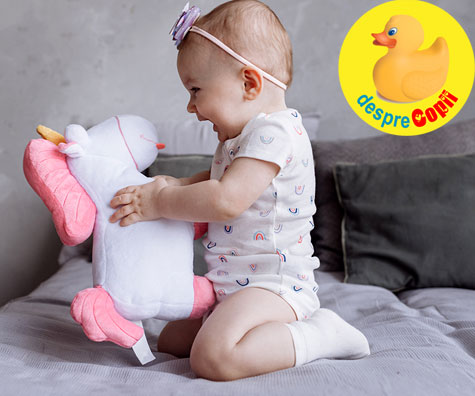 Bebelusii adora aceste 10 lucruri asa ca ii putem distra in felul asta