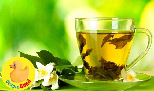 Ceaiul verde si sarcina