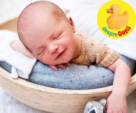 Cum sa ai cel mai fericit bebelus. 5 sfaturi de la un�