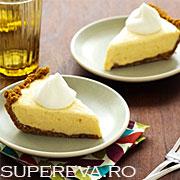 Cheesecake inghetat, cu mango