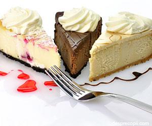6 retete rapide de cheesecake