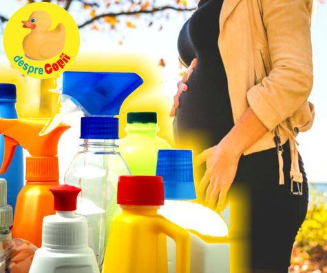 Sunt chimicalele care ne inconjoara o cauza a infertilitatii?