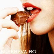 In sfarsit! Ciocolata ne face mai suple