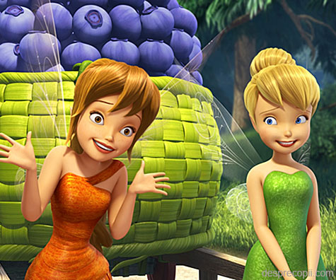 O noua aventura a zanelor Disney