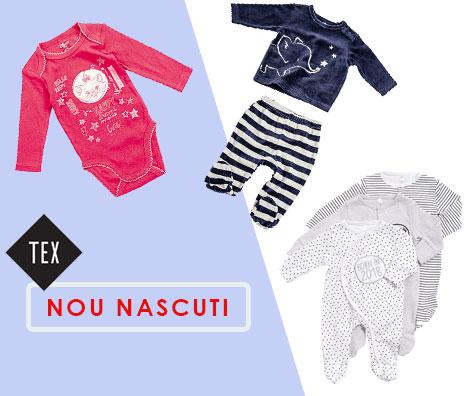 Top 3 articole de imbracaminte de care are nevoie un nou-nascut