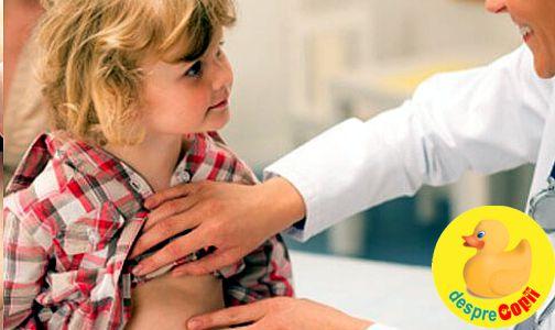 Sindromul colonului iritabil la copil