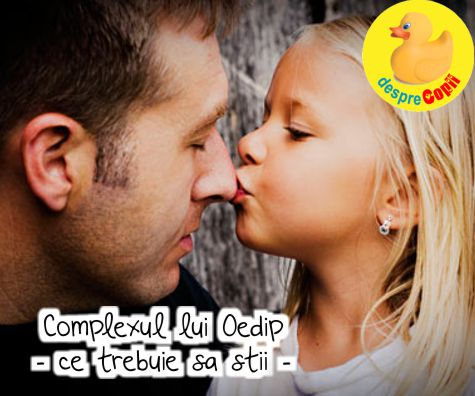 Complexul lui Oedip: cand copilul incepe sa isi afirme identitatea sexuala