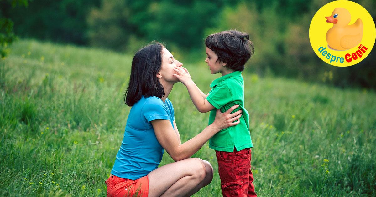 10 complimente de care are nevoie copilul tau